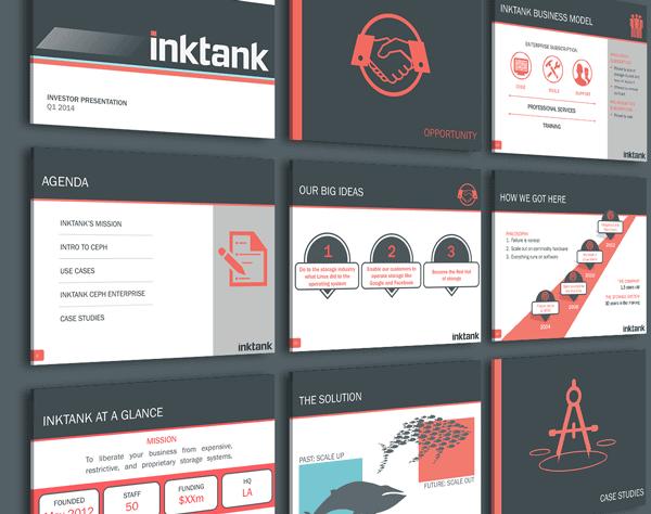 presentations design agency service