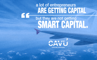 CAVU Venture Partners $160mm Fund Flying High with 'Smart Money' on CPG Startups