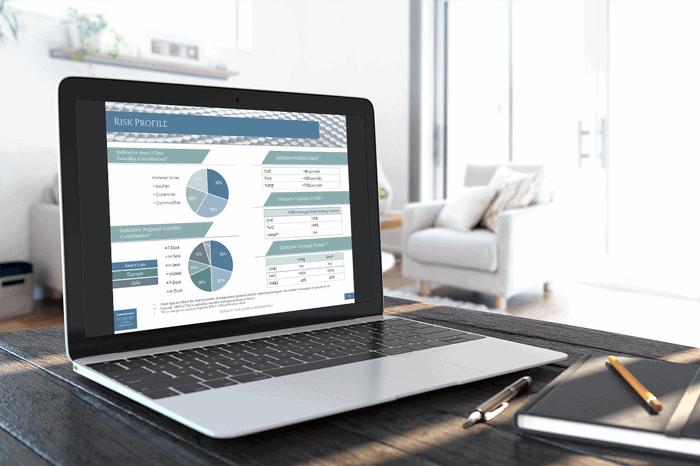Investment banking presentations pitchbook designer