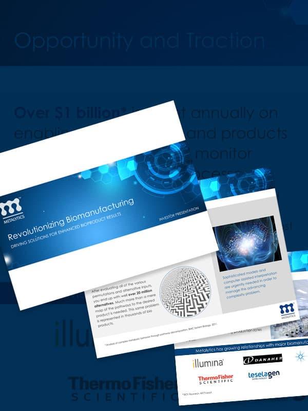 biotech power point slide designs