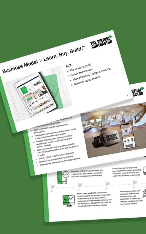 startup investor presentation sample