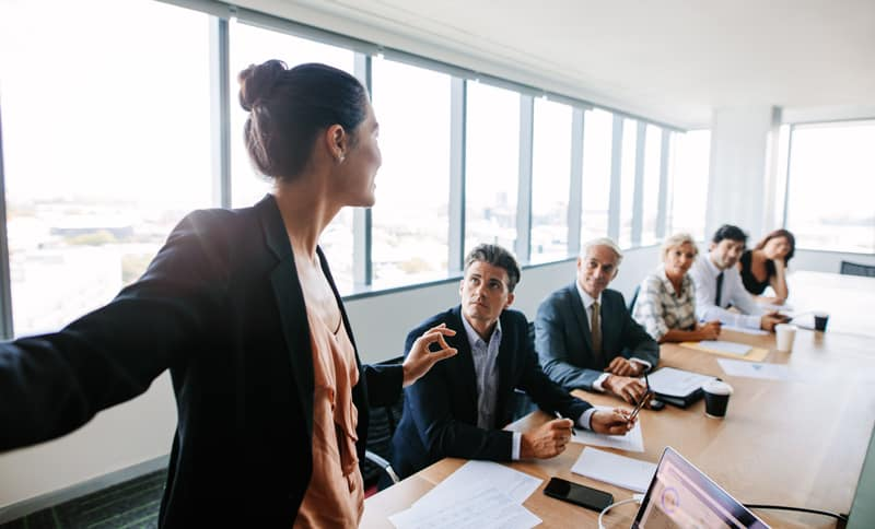 Venture Capital Fund board meeting presentation