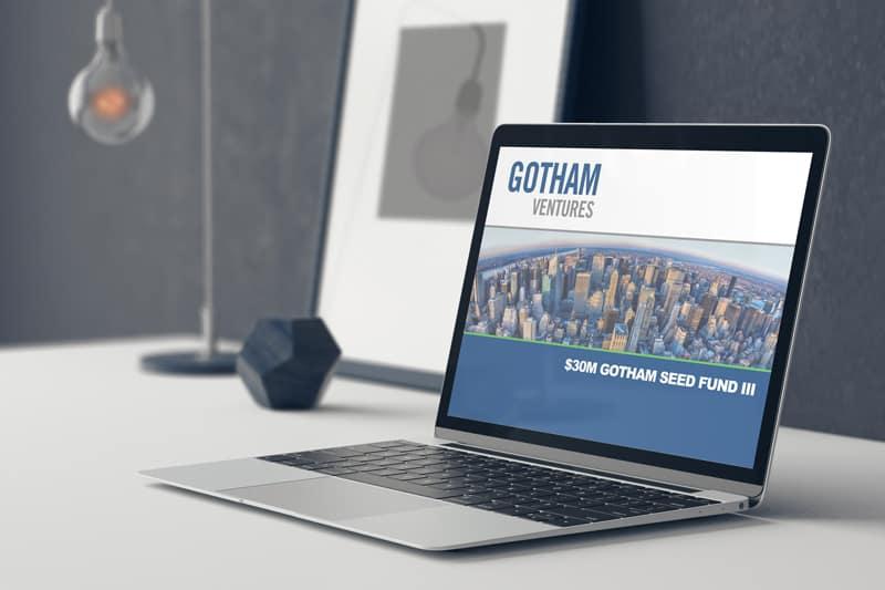 Venture Capital Fund presentation