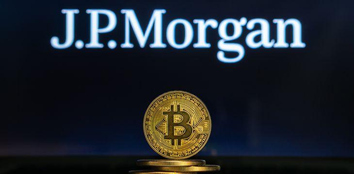 JPMorgan bitcoin investment fund